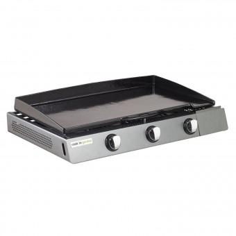 Cook'in Garden - Plancha au gaz en fonte FINESTA 3 - 3 brûleurs 9kW