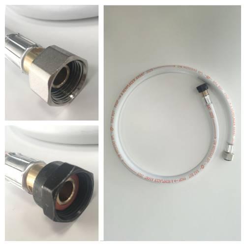 Kit flexible 1m + détendeur Butane
