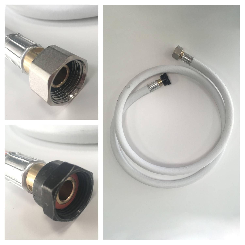 Kit flexible 1,50m + détendeur Propane