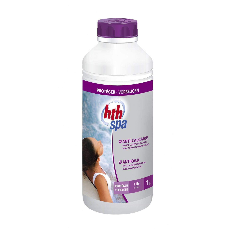 Anti-calcaire pour spa gonflable