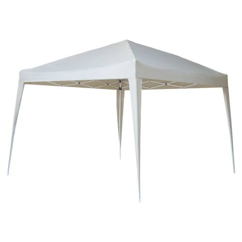 Tente de réception ZEPHYR pliante 3x3m Beige
