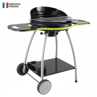 Cook'in Garden - Barbecue au charbon de bois ISY FONTE 3