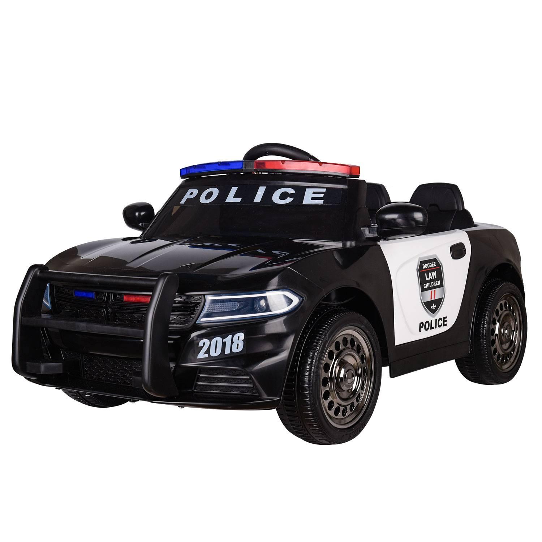 voiture électrique police enfant