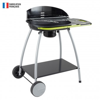 Cook'in Garden - Barbecue au charbon de bois ISY FONTE 2