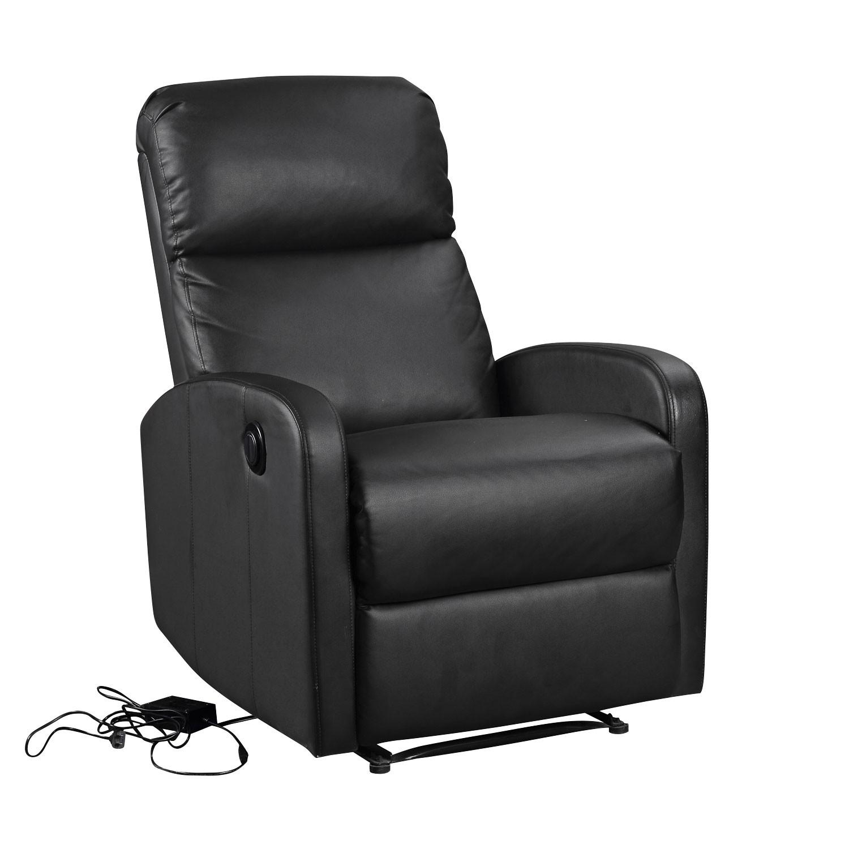 fauteuil relax électrique