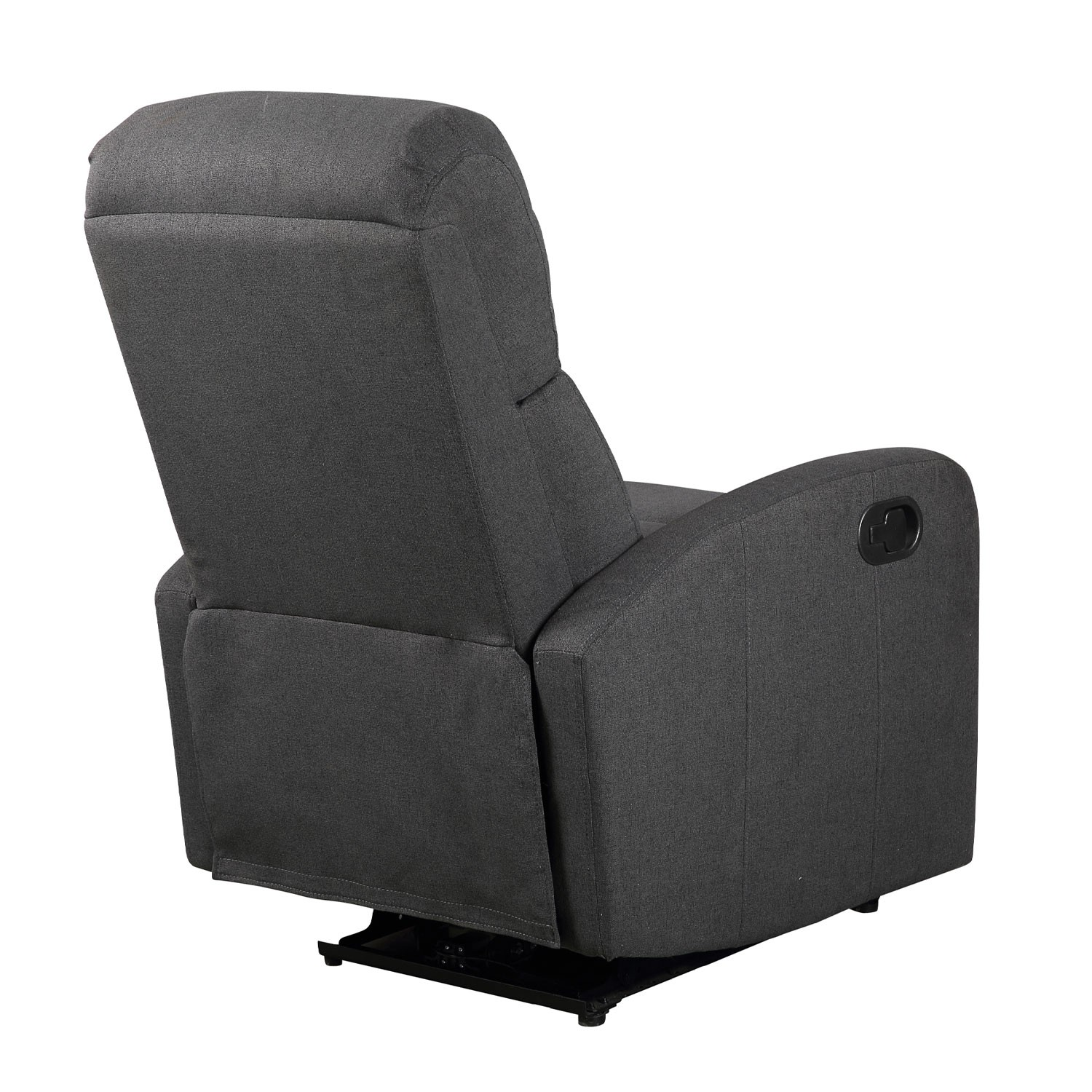 Fauteuil inclinable MAX gris anthracite