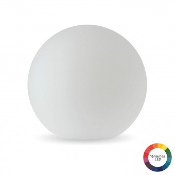 Boule lumineuse LED Ø 30cm multicolore ADHARA