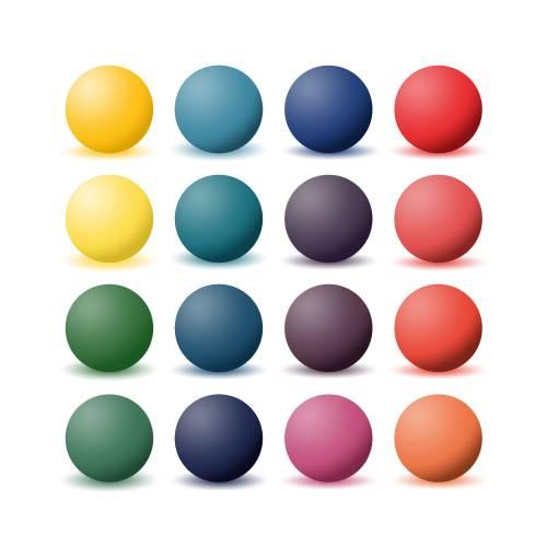 Boule lumineuse LED Ø 30cm multicolore ADHARA