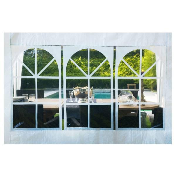 Tente de réception 3x9m - Happy Garden