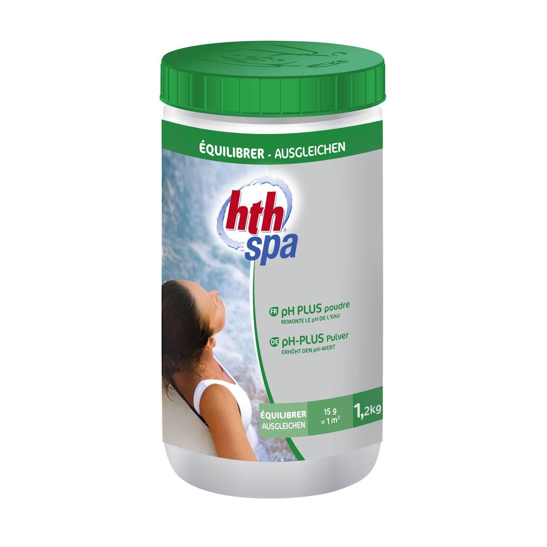 Poudre pH PLUS pour spa gonflable