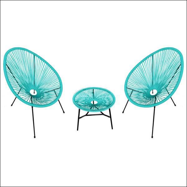 Chaise de jardin MARBELLA