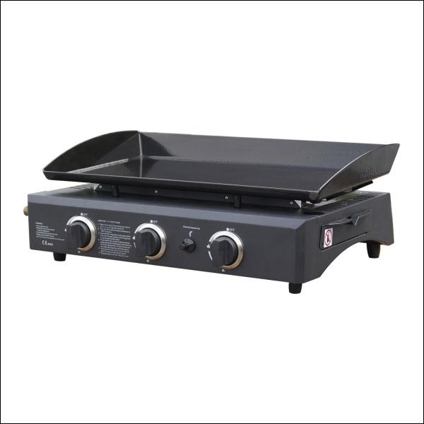 Barbecue au charbon de bois KANSAS