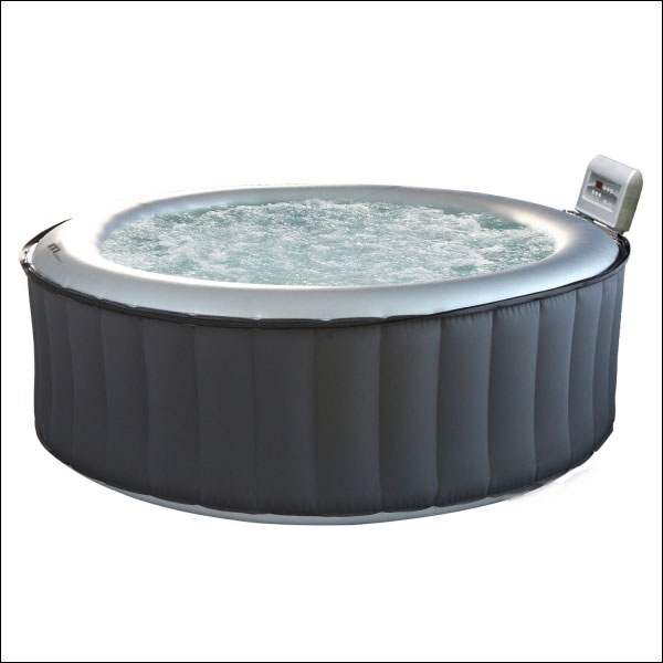 Spa rond gonflable SILVER CLOUD
