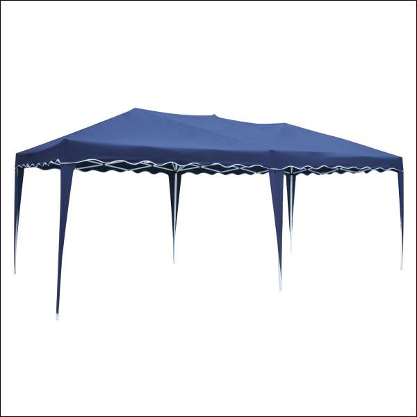 Tente de réception pliante 3x6m ZEPHYR