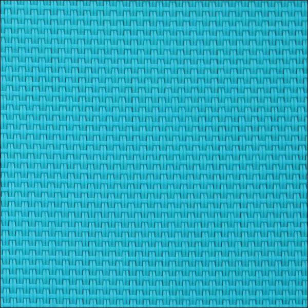 Textilène turquoise