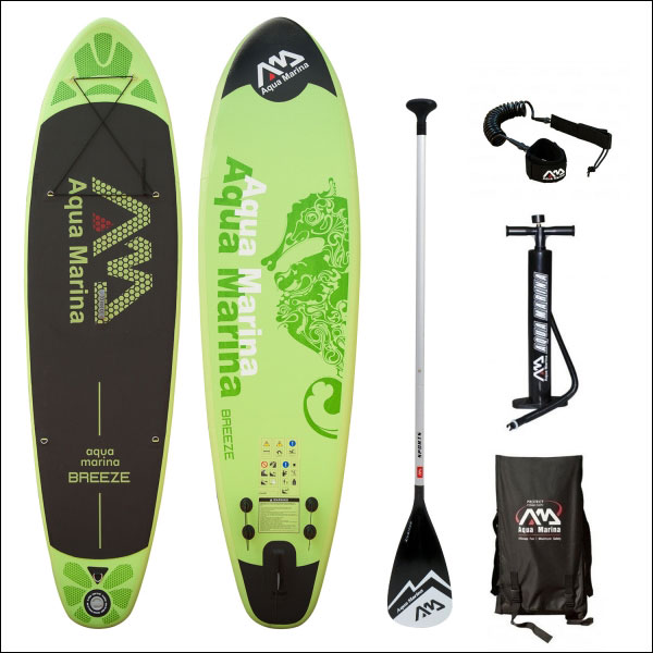 Stand-up paddle gonflable BREEZE