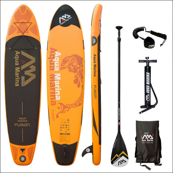 Stand-up paddle gonflable FUSION
