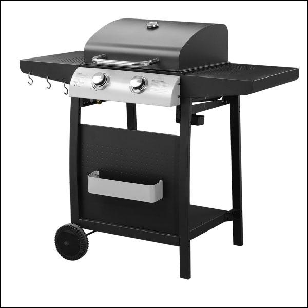 Barbecue au gaz 2 brûleurs NEVADA