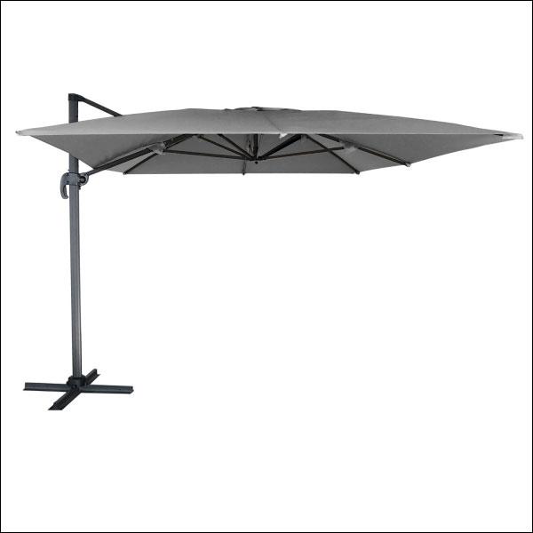 parasol déporté Molokai rectangulaire