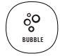 Bouton Bubble