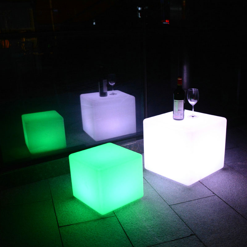 cube led naos